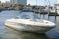 Create Listing: Fort Lauderdale - 28ft Sea Ray