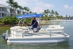 Create Listing: Captiva Island - 18ft Sweetwater Pontoon
