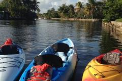 Create Listing: Kayak rental