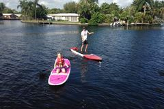 Create Listing: Private intro to Paddleboarding Lessons
