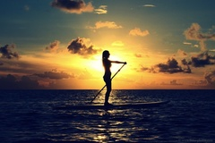 Create Listing: Sunrise/Sunset PaddleBoard Tour