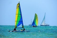 Create Listing: Hobie Wave Sailboat Rental