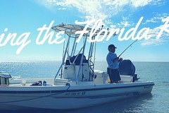 Create Listing:  24' Bay Rangers Center Console Fishing Charter