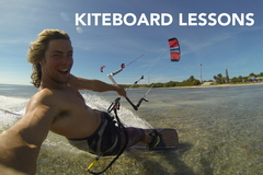 Create Listing: Kiteboarding Lessons - Sitter Session
