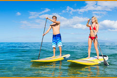 Create Listing: Stand-Up Paddle Board Rentals