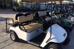 Create Listing: 4 Passenger Golf Cart