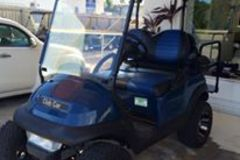 Create Listing: 2 Passenger Golf Cart - Weekend Rental