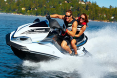 Create Listing: Waverunner / Jet Ski Rental - 1/2 hour