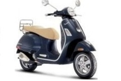 Create Listing: 300cc Vespa GTs - 2 Passenger Scooter