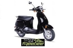 "Create Listing: 49cc Large 2-Passenger Scooter ""Lucky"""