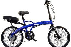 Create Listing: Folding E-bikes - FOR SALE