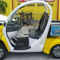 Create Listing: Electric Car - 2-Seater (24 hours / Golf Cart)