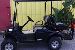 Create Listing: Gas Club Cars - 2-4 Seater (4 hour rental /Golf Cart)