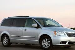 Create Listing: Minivan Town and Country - 7 passenger
