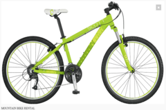 Create Listing: Mountain Bike
