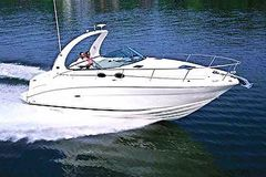 Create Listing: 30 SeaRay Sundancer Boat Charters