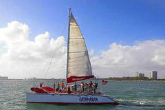 Create Listing: 50 ft Kurt Hughes Catamaran Charter