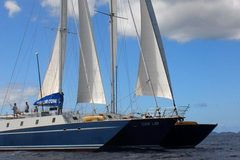 Create Listing: Cuan Law (6-night trip sailing and diving adventure cruise)