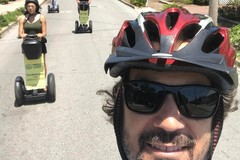 Create Listing: It Feels Good to Ride a Segway Tour