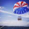 Create Listing: Parasailing - Single, Double & Triple Rides ($40 per person)