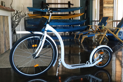 Create Listing: Kick Bike Rental