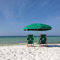Create Listing: BEACH CHAIR SET-2 CHAIRS + 1 UMBRELLA