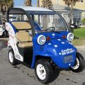 Create Listing: Panama City Beach Rentals - Electric Cars / 4 Seater