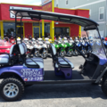 Create Listing: Electric Cars - Raised  Cars Rental - Golf Cart - 6 person